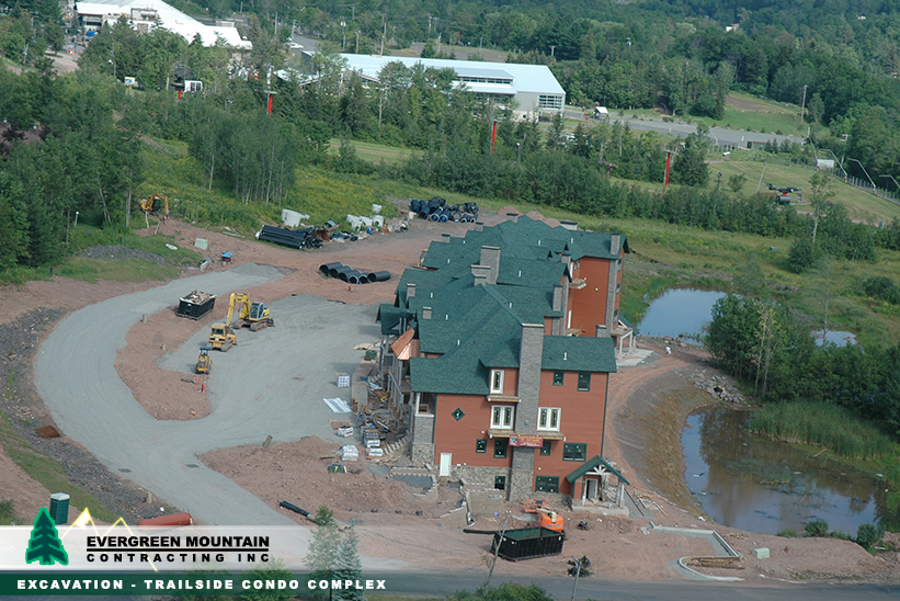 excavation-trailside-condo-evergreen-mountain-contracting-new_-york_-aerial