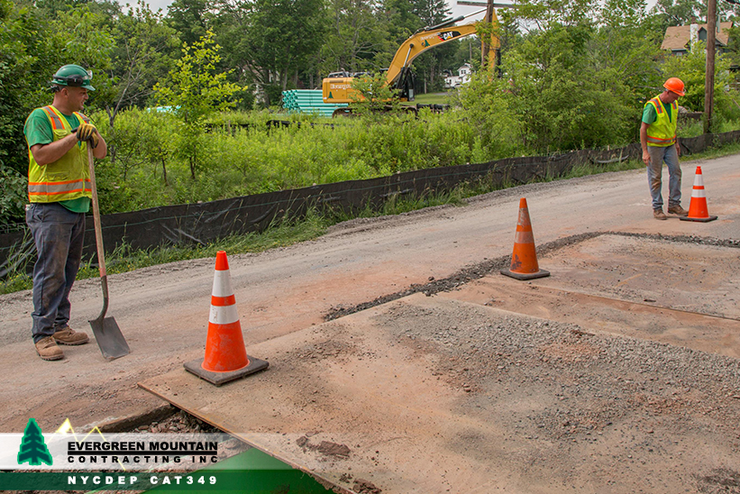 nycdep-cat349-evergreen-mountain-contracting-new_-york_-cones_