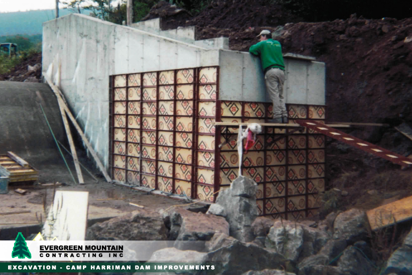 excavation-camp-harriman-dam-improvements-evergreen-mountain-contracting-new_-york_-wall_